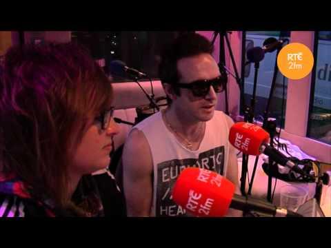 Oxegen - Glasvegas Interview