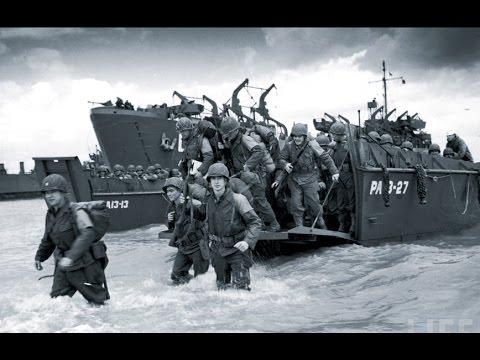 Dia D - El desembarco de Normandía