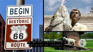 Illinois Bicentennial: BORN BUILT & GROWN