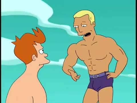 Futurama – Season 1 All The Funniest Moments