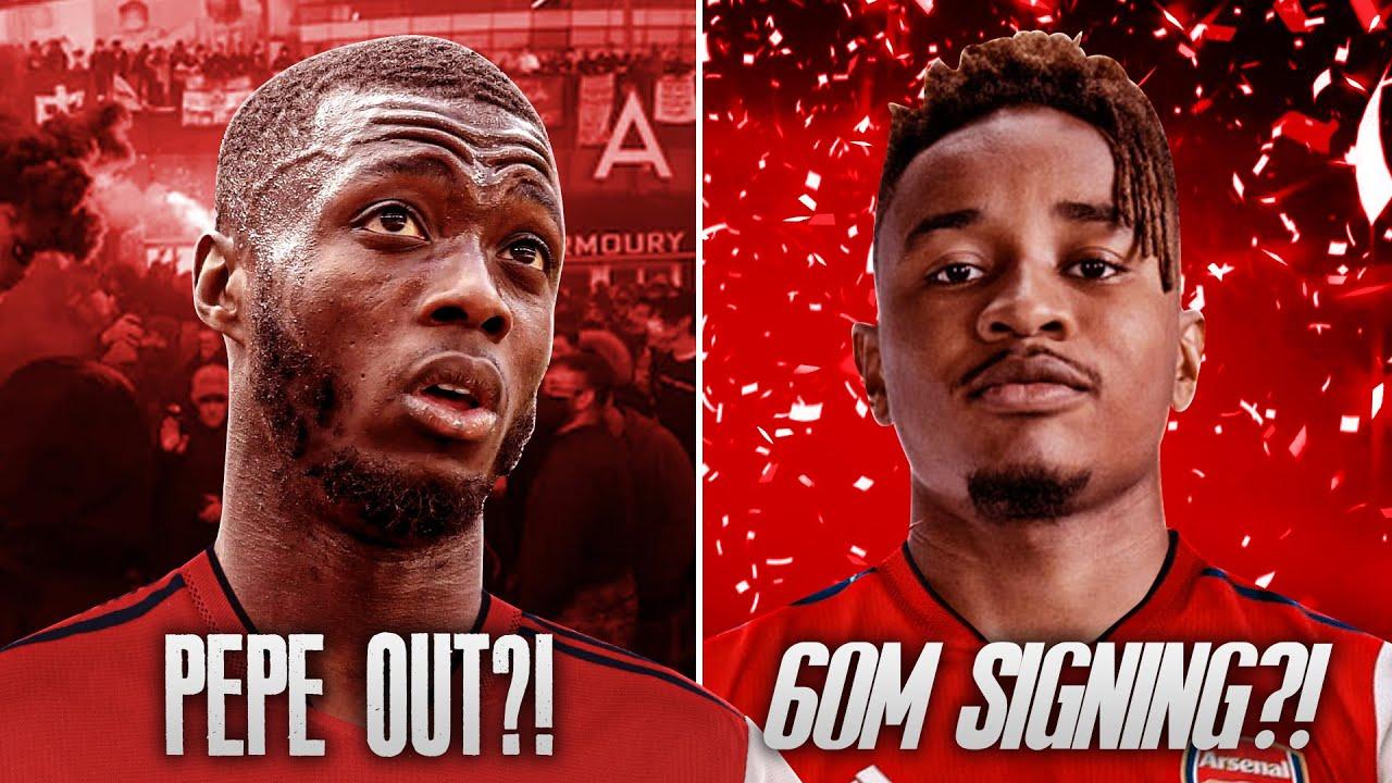 Download Arsenal DESPERATE To Sign €60m RB Leipzig Star Nkunku?! | Euro Transfer Talk
