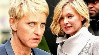 Sad News! Ellen DeGeneres & Portia De Rossi Is In Mourning After 10 Years old Marriage
