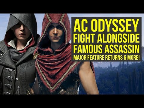 Assassin's Creed Odyssey MAJOR FEATURE Returns, Fight Alongside Familiar Assassin & More! AC Ody thumbnail