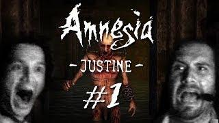 Thumbnail für das Amnesia: Justine Let's Play