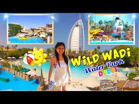 WILD WADI WATER PARK DUBAI   Icel Bucket Slides