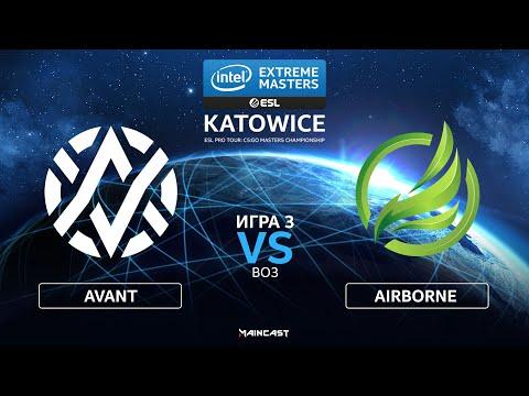 Avant Gaming vs Airborne vod