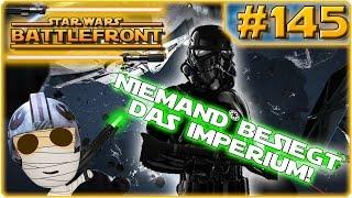 Star Wars Battlefront - Verteidigt den Todesstern! - Lets Play Commentary #145 Tombie HD deutsch