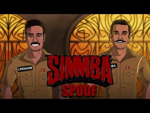 SIMMBA Spoof    Shudh Desi Endings