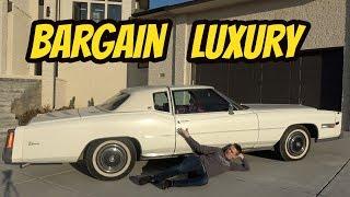I Bought a Cheap 1976 Eldorado, and It's Way Better than Any New Cadillac