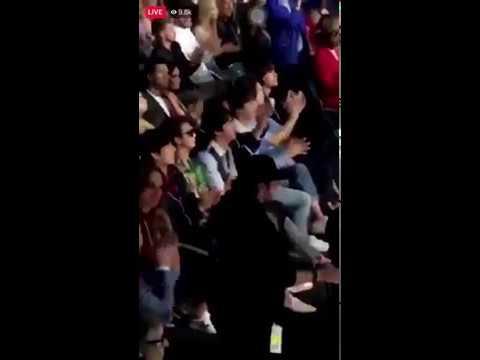 BTS react to Shawn Mendes at BBMAs 2018...