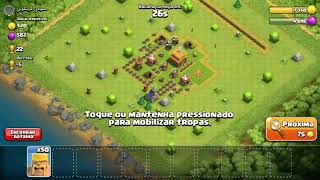 Cv3 Vs Cv3(Clash of clans parte 4)