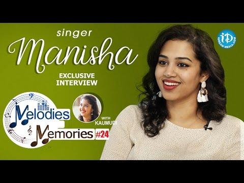 Singer Manisha Eerabathini Exclusive Interview    Melodies And Memories #24