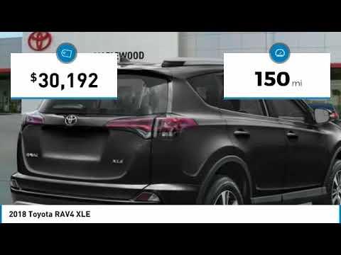 2018 Toyota RAV4 XLE Maplewood, St Paul, Minneapolis, Brooklyn Park, MN J13015