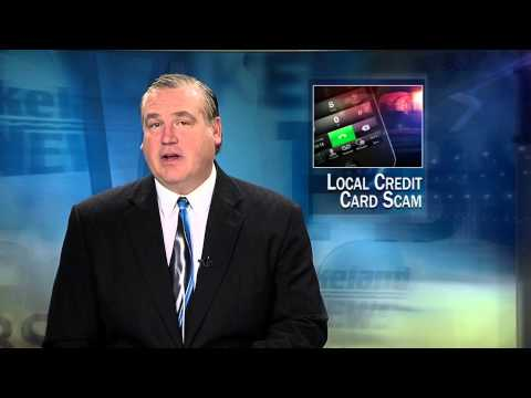 First National Bank Credit Card Scam   Lakeland News At Ten   December 23, 2013