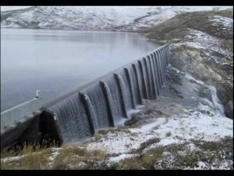 Vandkraftværk. Hydroelectricity