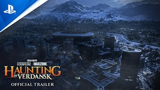 Call of Duty: Modern Warfare & Warzone - The Haunting of Verdansk Trailer | PS4