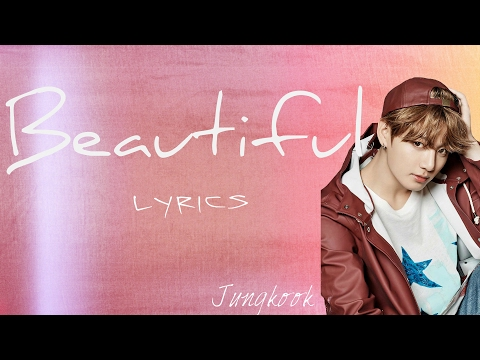 BTS Jungkook - 'Beautiful' (Goblin OST) (Cover) [Han|Eng|Rom Lyrics]