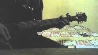 Humnava Song Guitar cover and chords (Hamari Adhuri Kahani) |papon| |mithoon|