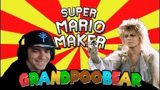 Imprisoned In The Oubliette: Ryukahr's Race Level: Mario Maker
