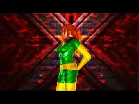 Tekken Tag Tournament 2 - Decal Customization - Marvel Superheroes