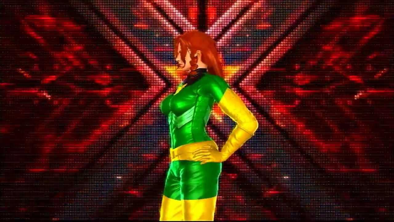 Tekken tag tournament 2 decal customization marvel superheroes youtube