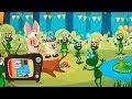 Colaj cantece gradinita/Ratustele mele - Clopotelul Magic - cantece pentru copii