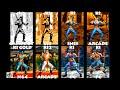 Killer Instinct JAGO Graphic Evolution 1994-2016 | GB GBC SNES N64 ARCADE PC | PC ULTRA