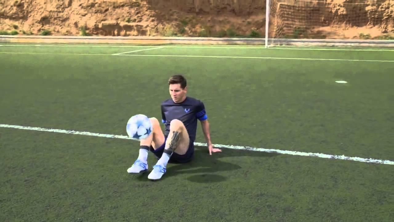 Messi Is Back Amazing Freestyle  Juggling Skills Bicycle Kick Goal