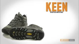 Keen Koven Polar Winter Shoes - Waterproof, Insulated, Leather (For Women)