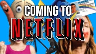 What's Coming To NETFLIX Feb 2017 - Movies, Series & Originals