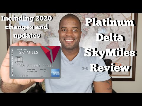 Platinum Delta SkyMiles Review With 2020 Changes And Updates | AMEX