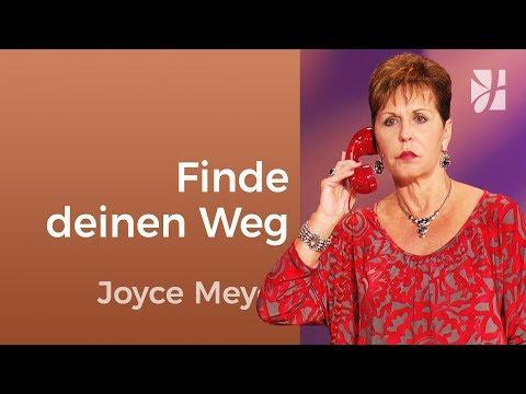 Trau Dich, Deinen Eigenen Weg Zu Finden – Joyce Meyer – Persönlichkeit Stärken