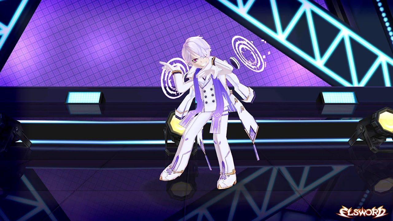Elsword KR: Mega Cake - My Dear Sweet Dance Motion