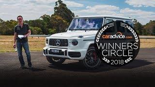 The CarAdvice Winners Circle 2018, Curt Dupriez: Mercedes-AMG G63