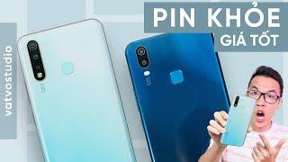 Đánh giá nhanh Vivo Y11 và Vivo Y19: Pin khoẻ, selfie đẹp