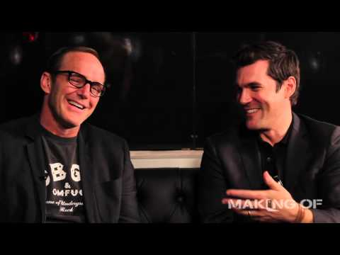 Sean Maher and Clark Gregg 'Much Ado About Nothing'