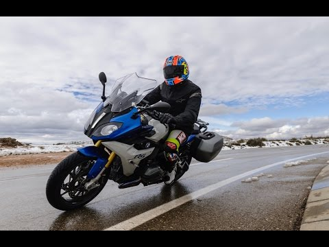 2016 Sports Touring Tyre Test | Product Tests | Motorcyclenews.com