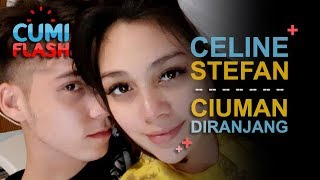 Hot Couple, Stefan-Celine Ciuman di Ranjang - CumiFlash 10 Oktober 2017