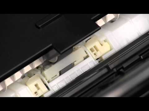 Inkjet Printer Feed Roller Maintenance