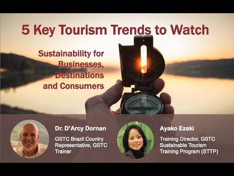 5 Key Tourism Trends to Watch: Sustainability for Businesses
