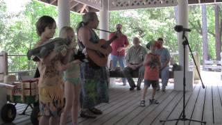 """Kate Carpenter """"Okefenokee Swamp"""" Fl Folk Fest 2011"""