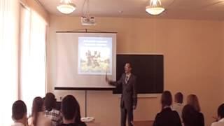 Урок истории в 10 классе по теме «Куликовская битва - Москва -- центр борьбы с ордынским игом».