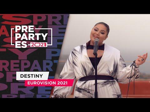 Destiny - Je me casse - Malta 2021 ?? | PrePartyES21