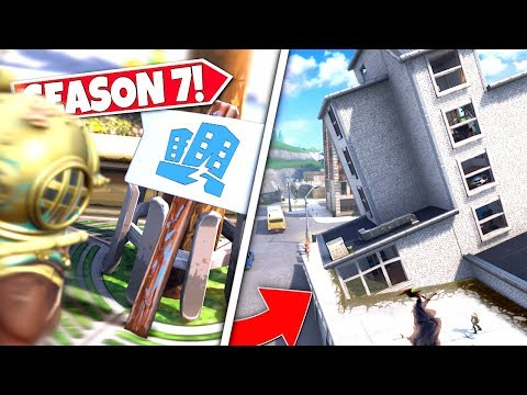 *NEW* APARTMENT BUILDING *FALLING* AT TILTED TOWERS AFTER EARTHQUAKE WARNINGS! SEASON 8 UPDATE!: BR