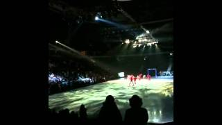 スターズ・オン・アイス STARS on ICE Vancouver 2011.May 13