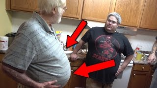 Repeat youtube video GRANDPA'S HAVING A BABY!!