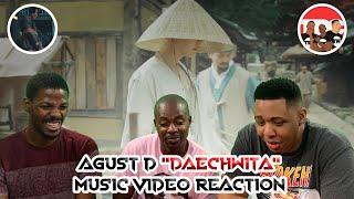 "AGUST D ""Daechwita"" Music Video Reaction"