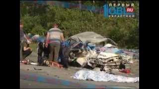 На трассе Челябинск-Москва Daewoo Matiz врезался в грузовик: 3 погибли, 2 в больнице