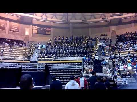 "Talladega College ""Oui""- ASU Band Jamboree 2016"