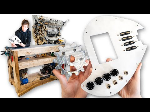 New Parts New Workbench New Start - Marble Machine X #113